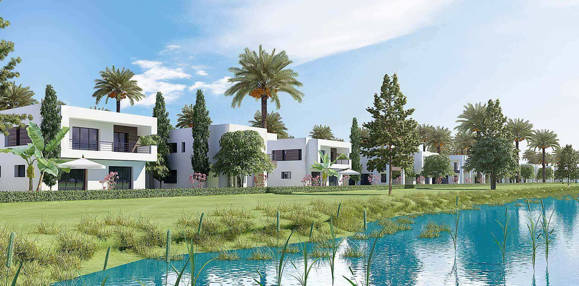 Nouvelle residence Tunis Bay golf